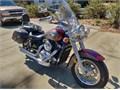 2001 Kawasaki Vulcan 1500 Classic FI Mustang seat Cobra pipes Saddlemen bags Nice looking bike n