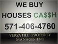 We will buy your house In Any ConditionNo matter what condition your home is in we can buy it of