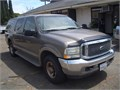 a low priced ford excursion limited runs great new smog