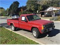 Hard to find classic 1989 Jeep 4x4  Driver side door damage otherwise body is perfect  New batter