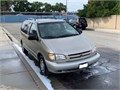 Toyota Sienna  XLE  year 1999  Good condition Seven seats four are captain seats Tan leather inte