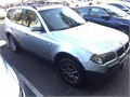 2005 BMW X3 automatic fully powered with power locks and windows and mirrors well maintained Leath