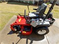 48 inch cut  Kawasaki FX651V engine  Under 20 hours  Mulch kit installed side discharge comes wi