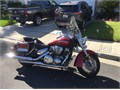 2005 Honda VTX1300s Light bar Saddlebags Highway pegs KN filter Removable switchblade windshie
