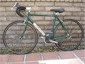 Schwinn Super Sport 700c road bike27 speeds Shimano Tiagra shifters and brakes Shimano 105 derai