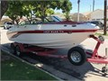 Chaparral 220 SSI Bow Rider boat in good condition Chevy 50 inboard Mercury Bravo 3 outdrive dual