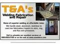 TAs Mobile Welding LLC serving AZ for over a decade Longest serving mobile firm valley wide Rat
