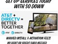 Cable Services Offered 40MoNo Sign Up CostWaived Install  Activation Fees