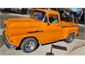1958 Chevrolet Apache 3100 Stepside pickup truck327 cu V8 with headers4 speed manualPower stee
