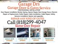 Dennys Garage Door and Gate Needs repairs installation and upgrades Ask us for your FREE quote