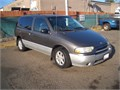 2002 nissan quest gle loaded leather v6 auto drivers seat worn priced to sell