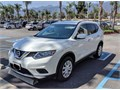 2016 Nissan Rogue S 19050 miles White with black interior Excellent condition Bluetooth CD pla