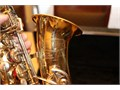 Selmer Bundy Alto Saxophone  - has scratches and dents but it is in excellent playing condition play