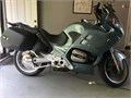 2000 BMW R 1100 RT motorcycle 90350 miles Runs great Well maintained by BMW mechanic Very clean