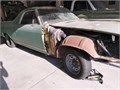 1968 Chevy el camino project needs complete restoration car was hit on the front 450000 626-235-