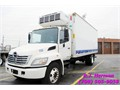 2010 Hino 268 UNDER-CDL Refrigerated Straight TruckHino J08E-TV Diesel  220 HPAllison Auto