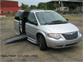 2007 Chrysler Town  Country Mobility in-floor Power ramp  74k miles -- 9999 Side entry power whe