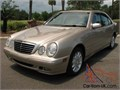 2000 Mercedes Benz E320 4-Matic all wheel drive V6 Clean Title No Accidents 99k miles Flawless