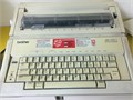 typewriter  Brother brand 15Excellent condition look brand new lightweight easy to carry