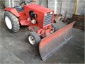1970 Case Tractor  Has snow plowed and 42 inch mower deck Motor rebuilt one year ago Will also co