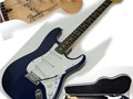 1993 FENDER AMERICAN STANDARD STRATOCASTER finished in the rarely-seen Gloss Midnight Blue  ALDER