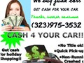 Paying Cash For Cars Trucks Vans and SUVs Serving Los Angeles3239753532