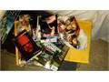 WWE magazines and merchandise