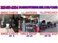 323 381-2334 BIG OPPORTUNITY YOU BUY ONE STATION Smog check free equipment new o used for tires Sho