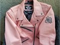 Used great condition women size Large color pink