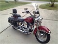 1996 Harley Davidson Softail Heritage Classic in really nice condition Lots of