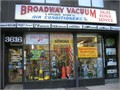 Broadway Vacuum and Appliance Repair Corp36-16 BroadwayAstoria NY 11106Vacuum Sales and Re