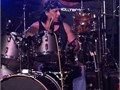 Pearl forum 5 piece drum kit in Black with new Remo heads Comes with Hi-hats and stand Also one S