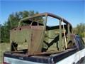 1933 Dodge Sedan body