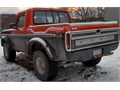 For Sale 1978 Ford Bronco Half-Cab Truck 400M Auto Runs good and shifts smoothly Frame in great co
