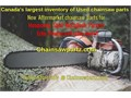 NEW Quality Aftermarket and USED OEM Parts for Chainsaw String Trimmer Concrete Saw Hedge Trimmer