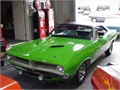 1970 Plymouth 340 Cuda real BS23 matching numbers 340 auto trans sublime  limelight paint from th