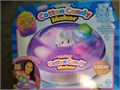 Crazy art light up cotton candy maker new
