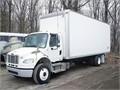 2009 Freightliner 24 ft CDL Straight TruckCummins ISC DieselFuller FSO-8406A 6 Spd6789