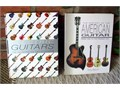 Two great first edition hard cover guitar history books by author Tony Bacon The History of the Am