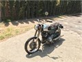 For Sale 1960 s Suzuki T10 250 2 strock Motorcycle Not sure the exact year Missing left header and