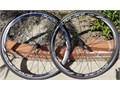 Shimano Dura Ace 9000  wheelset C35 700c in good condition  Comes with tires and tubes  Bearings a