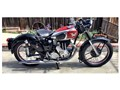 We are selling one of our bikes from our collection a 1950 Matchless G80  single cylinder 500 CC lig