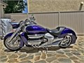 2004 Honda Rune extremely rare collection motorcycle2000 only made in the world and 340 in USA