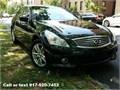 2013 Infiniti G37X Sedan AWD Black On Black Sport 66k Miles99186 cyl
