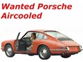 I am looking to buy Air-cooled Porsche 1949-1998  Dead or Alive  Any condition911 356 550 914