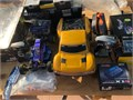 Associated SC10 4x 4 truck and Team Losi 22 20 Buggy Radios 2 Multi chargers Lots of spare part