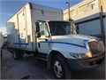 2007 International Box  truck one Owner Automatic  Hardly been ran great condition  Aluminum
