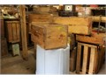 wood crates all over 50 years old many with printingsee pic and have many more323-257-0067