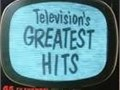 Televisions Greatest Hits - Two-Record SetDouble LP Record Compendium of 65 TV Themes from t