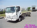 2013 Isuzu 20 ft Cab and